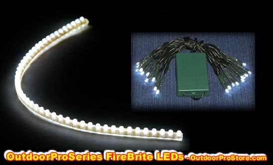 OPS Super Bright LEDs using AA Batteries